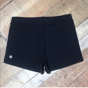 Rare Lululemon Boogie On Shorts